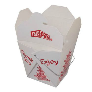 Classic Chinese Takeout Boxes