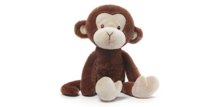 Stuffed Monkey Plush Toy