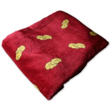 Luck & Prosperity Fleece Baby Blanket